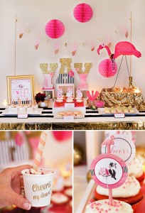 1-flamingo-dessert-table