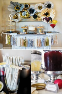 2-silver-and-gold-dessert-table